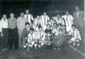 C.D. Puerto Cruz Campeón Copa Heliodoro Rguez López