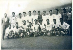 C.D. Puerto Cruz Años 59-61