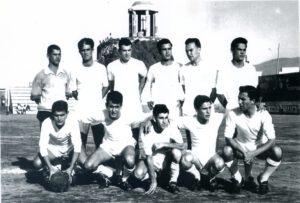 C.D. Puerto Cruz años 60-70