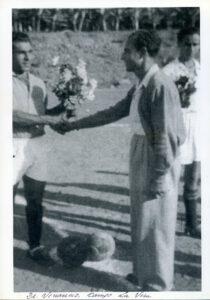 Venancio en el Salvador Ledesma (La Vera)