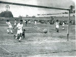 Gol de Tito Del Pino